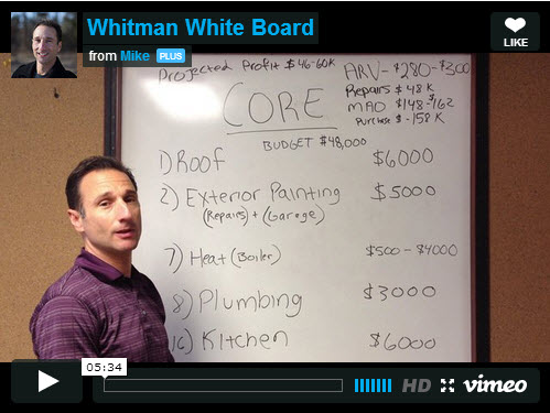 whitman whiteboard